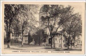 Lassell Gymnasium, Williams College, Williamstown MA