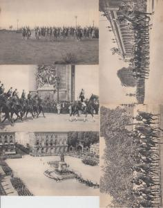 WW II.  MILITAIRE GUERRE MILITARY 300 Cartes Postales 1900-1970