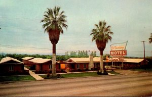 California Riverside El Camino Motel