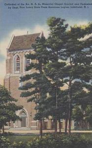 New Jersey Lakehurst Cathedral Of The Air N A S Memorial Chapel