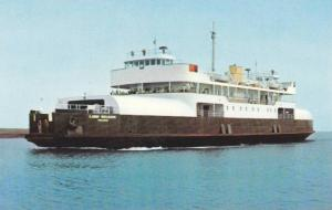M.V.Lord Selkirk, Charlottetown,P.E.I., Canada,40-60s