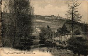 CPA Environs de St-ÉTIENNE - Le Furans a L'ÉTRAT - La Tour-en-Jarez (459712)