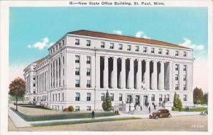 Minnesota Saint Paul New State Office Building