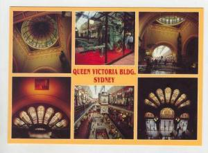 Queen Victori Building 6-views (Interior), Sydney, Australia, 60-70s