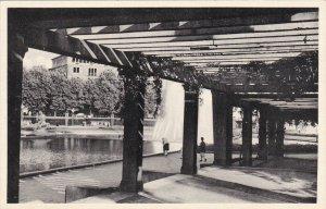 MANNHEIM, Baden-Wurttemberg, Germany, 1930-1940's; Rosengarten