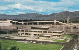 KITIMAT , British Columbia, 1950-60s ; Aluminum Company Admin. Building