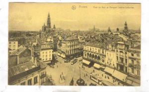Anvers,Belgium,Pont de Meir et Rempart Sainte-Catherine,00-10s