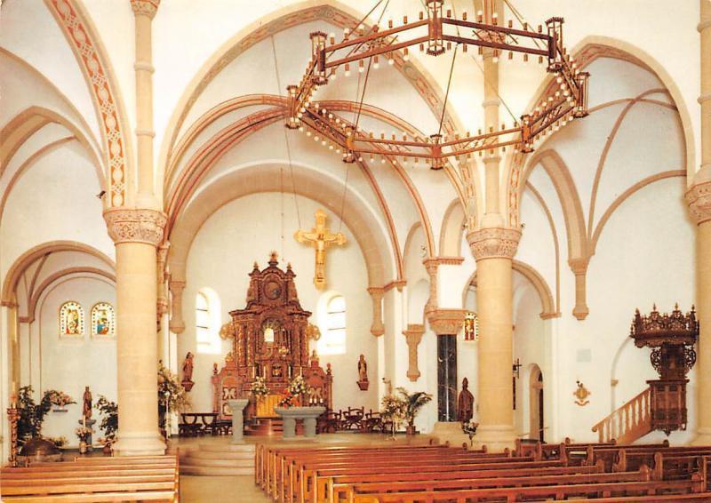 Balve Neuromanischer T eil der Kath Pfarrkirche St. Blasius