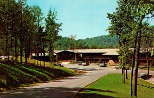 Kentucky Olive Hill Caveland Lodge Carter Caves State Park
