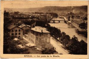 CPA ÉPINAL Les Ponts de a Moselle (401411)