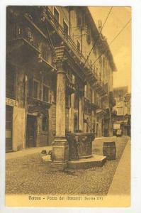 VERONA , Italy, 00-10s, Pozzo dei Mazzanti (Secolo XV)