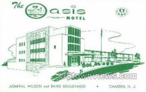 The Oasis Motel  Camden NJ Unused