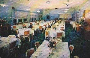 Florida Daytona Beach The Ridgewood Hotel Dining Room