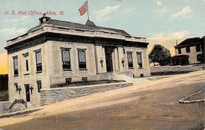 Alton Illinois~Hoppe's China Store is Closing!~Bargains~Post Office~1912 PC