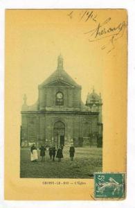 L´Eglise, Choisy-Le-Roi (Val de Marne), France, PU-1912