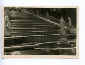 226057 RUSSIA LENINGRAD PETERHOF Gold Mountain Soyuzfoto old