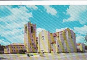 Texas Lubbock First Baptist Church