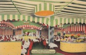 New York City , 1930s-40s ; Iceland Restaurant