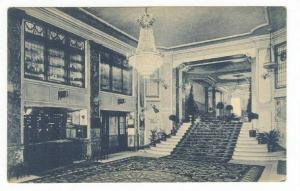 Madrid, Spain, 00-10s   Palace Hotel, Vestibulo de entrada