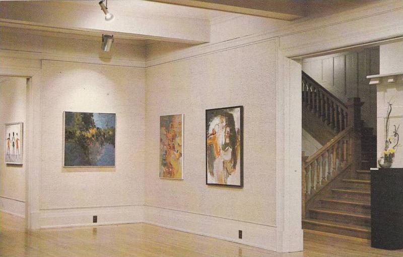 Art Gallery , BURNABY , B.C., Canada , 50-60s
