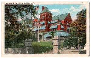 Gov Mansion, Albany NY