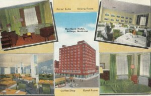 BILLINGS , Montana , 1930-40s ; Northern Hotel