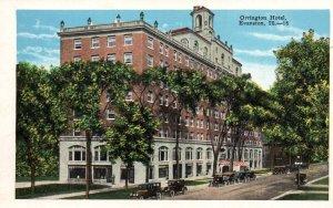 Orrington Hotel,Evanston,IL