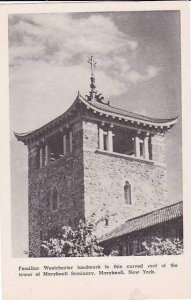 New York Maryknoll Seminary General View of Tower