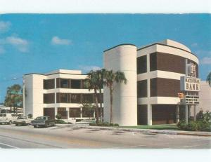 Pre-1980 BANK BUILDING Sebring Florida FL E4834