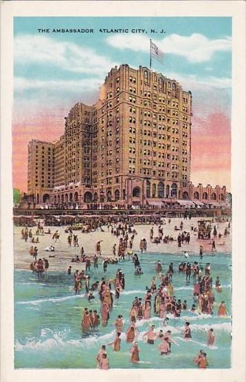 The Ambassador Atlantic City New Jersey