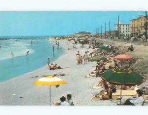 Pre-1980 BEACH SCENE Cape May New Jersey NJ d7507