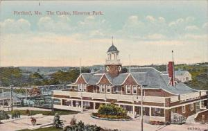 The Casino Riverton Park Portland Maine