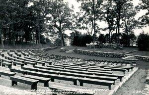WI - Green Lake. Northern Baptist Assembly. Hopevale Memorial Vesper Circle  ...