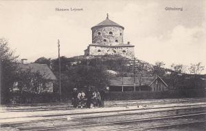 GOTEBORG , Sweden , 1890s , Skansen Lejonet