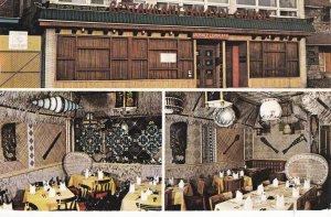 MONTREAL , Quebec , Canada , PU-1985 ; Au Parasol Chinois, 3-views