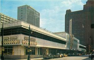 MI, Detroit, Michigan, Greyhound Bus Terminal, Colourpicture No. P36116