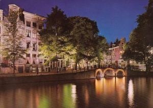 Netherlands Amsterdam Herengracht Leidsegracht