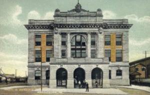 Reading Railroad Station, Harrisburg, Pennsylvania, PA, USA Railroad Train De...