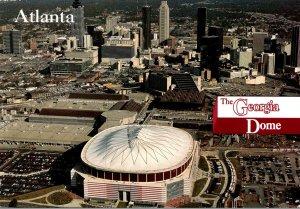 Georgia Atlanta The Georgia Dome Stadium 1998