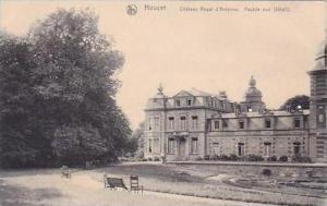 Belgium Houyet Chateau Royal d'Ardenne