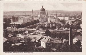 Panorama Vom Brauhausberg, POTSDAM (Brandenburg), Germany, 1910-1920s