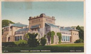 Governor's Residence, Trinidad, 1910-1920s