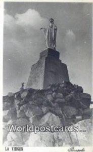 La Virgen Tiriapolis Uruguay, South America Unused