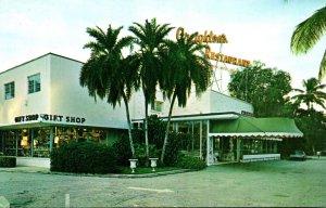 Florida Fort Lauderdale Creighton's Restaurant and Museum Of Antiques