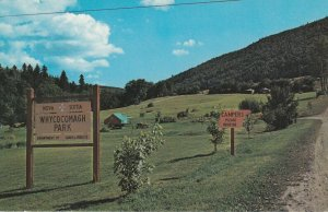 WHYCOCOMAGH , Cape Breton , N.S. , Canada , 1950s-60s Camp Grounds