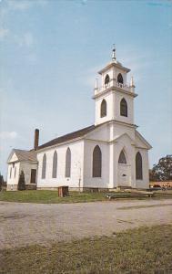 CHRIST CHURCH, Upper Canada Village, Crysler Farm Battlefield Park, near Co...