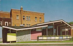 ST. JOVITE, Quebec, Canada, 1940-1960's; St. Jovite Hotel And Motel
