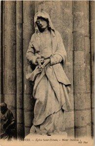 CPA Troyes- Eglise Saint Urbain , Mater Dolorosa FRANCE (1007717)