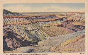 Arizona Painted Desert Near The Black Forest Curteich