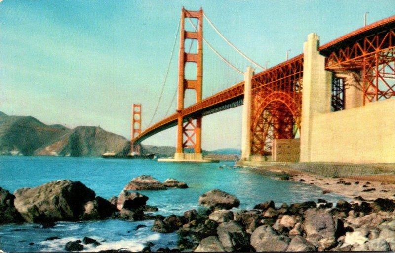 California San Francisco The Golden Gate Bridge
